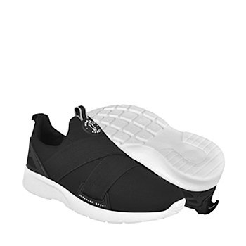 Tenis casuales para dama what´s up 170312 negro 22-25