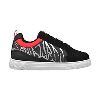 Tenis casuales para niño what´s up 0010311143612 negro