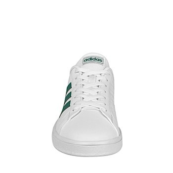 Tenis casuales adidas grand court caballero ee7905 blanco